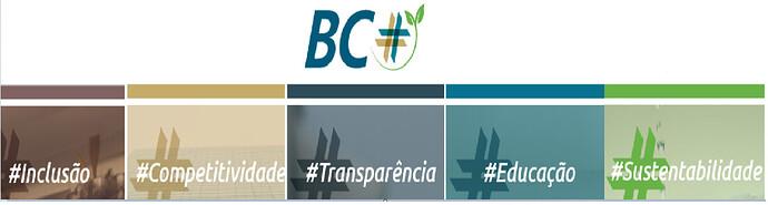 Pilares BChashtag