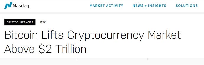 Nasdaq crypto market 2 t